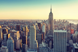 Image of New York skyline