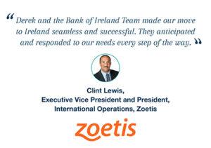 Zoetis Testimonial for Bank of Ireland