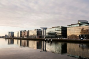 Image of offices in Dublin's IFSC