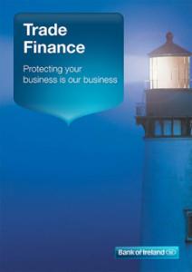 Trade Finance Brochure Image