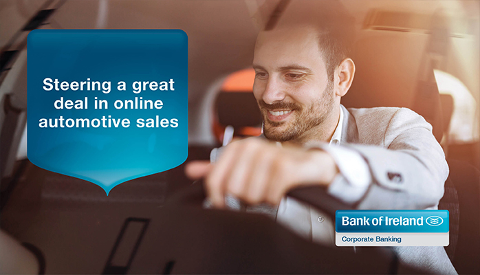 Steering a great deal in online automotive sales