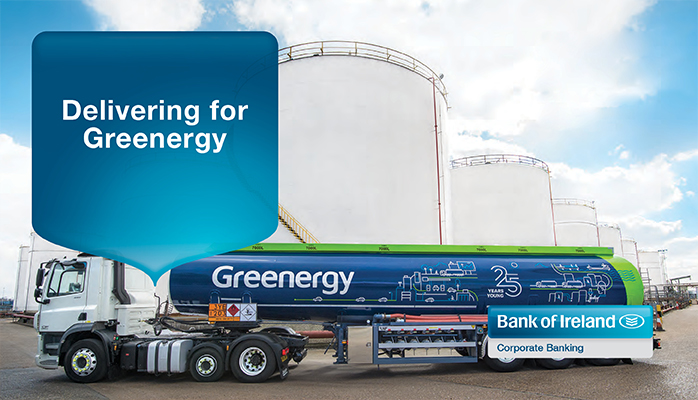 Delivering for Greenergy