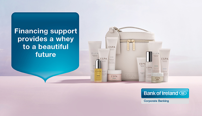 Financing support provides a whey to a beautiful future