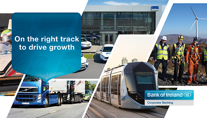 On the right track to drive growth