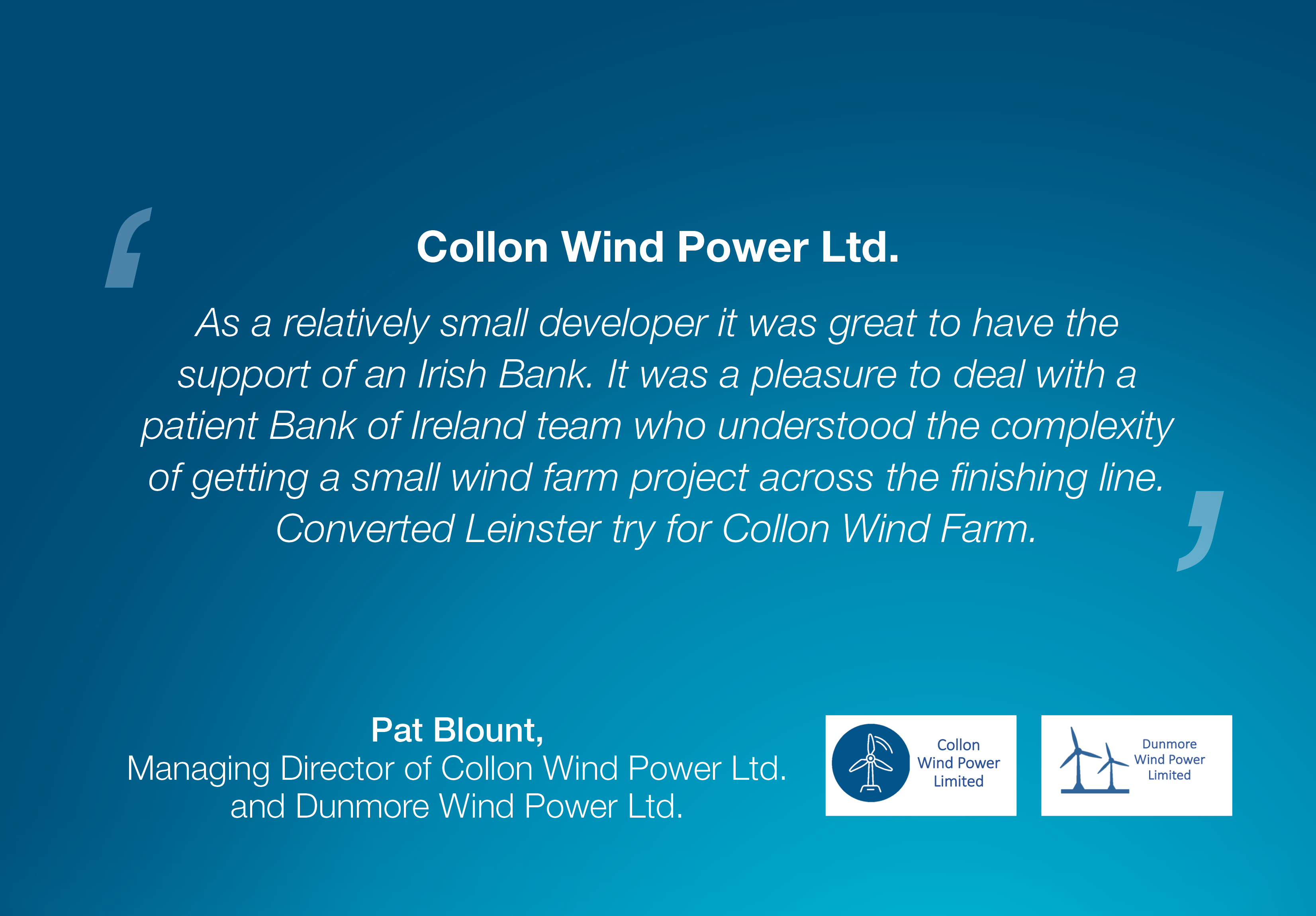 Collen Wind Farm