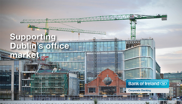 Supporting Dublin's office market