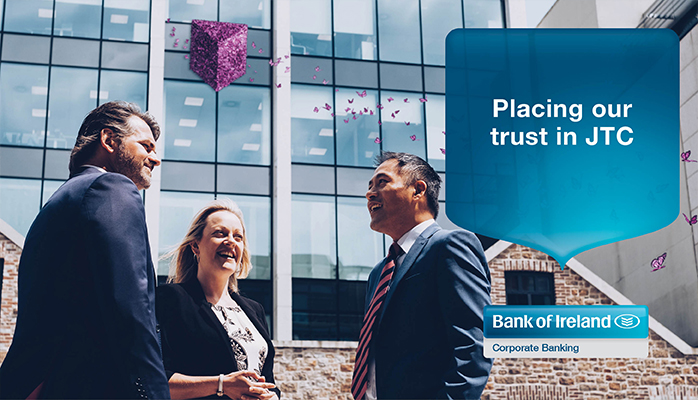Placing our trust in JTC